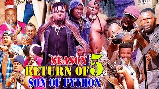 RETURN OF SON OF PYTHON SEASON 5- NIGERIAN MOVIES 2020 LATEST FULL  MOVIES