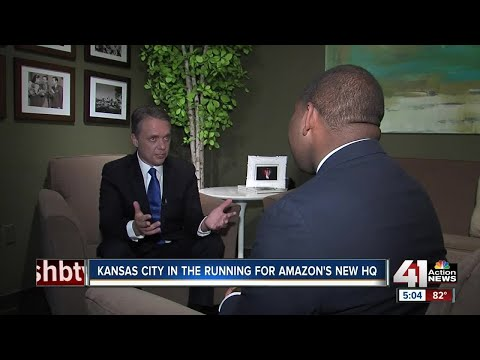 Colyer: Kansas 'great place' for Amazon's HQ