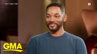 Will and Jada Pinĸett Smith opened up about their relationship on 'Red Table Talk' | GMA