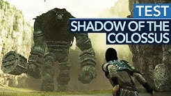 Shadow of the Colossus für PS4 im Test - Ein fast perfektes Remake
