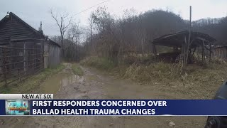 Why first responders fear Ballad Health trauma care consolidation