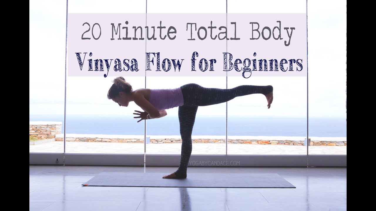 20 Minute Total Body Beginner Flow