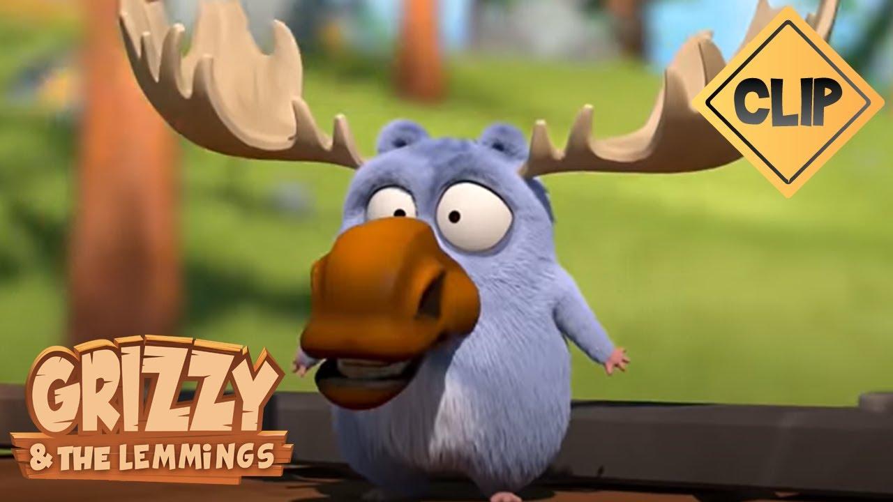 Download Des déguisements magiques pour Grizzy et les Lemmings - Grizzy & les Lemmings