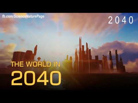 The World in 2030 and 2040