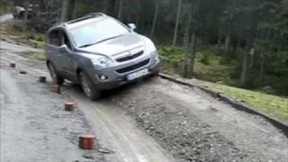 Opel Antara 2011 Videos