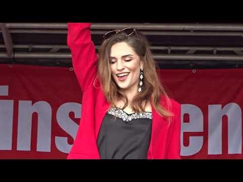 Diana-Maria Krieger Live @Gelsenkirchen – A Little Party Never Killed Nobody (All We Got)