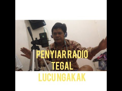 Tes interview penyiar Radio TEGAL lucu