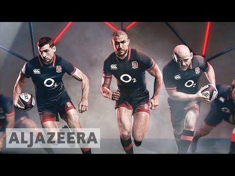 England Rugby Team To Sport 'camouflage' Outfit