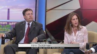 Kim Goldman exclusive