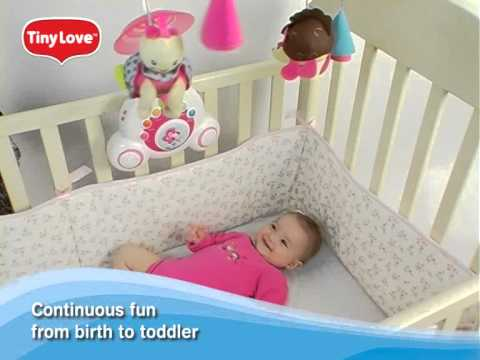 Tiny Love - Baby Mobile - Tiny Princess™ Soothe 'n Groove Mobile