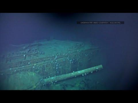 Deep-sea explorers hunt for sunken WWII ships
