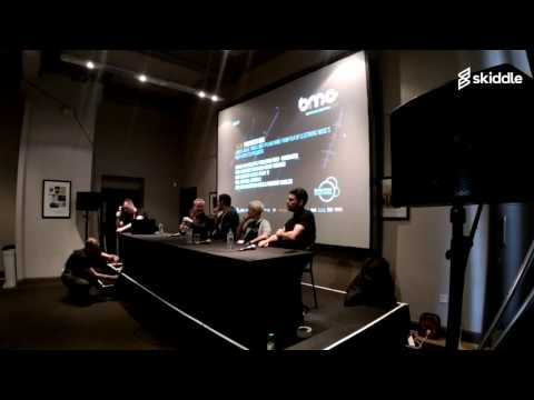 'Producer Q&A' with Prok & Fitch, Paul Hartnol. Ridney & Just Her | Brighton Music Conference 2017