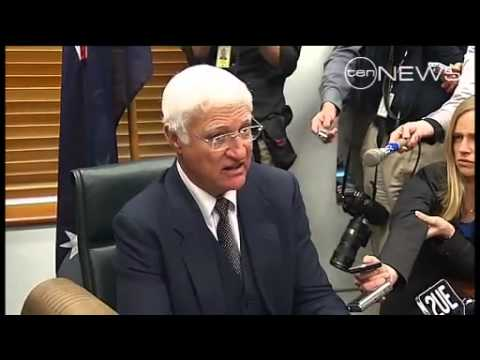 Bob Katter Sides With The Coalition