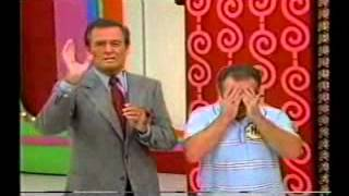 Price is Right Excited Wheel Winner - May 1984