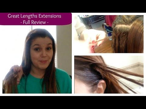 Great Lengths Cold Fusion Hair Extensions Review