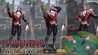 Bukan L̶a̶n̶c̶e̶l̶o̶t !! Florentino - Hero Baru Super Lincah di AOV - Arena of Valor