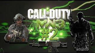 Call Of Duty : MW3 - CAMPAIGN #2 × Mooie Schoenen