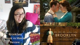 BROOKLYN–BOOK & MOVIE REVIEW