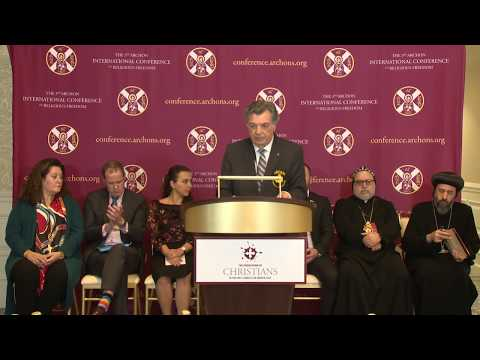 Opening Press Conference - 3rd International Conference on Religious Freedom