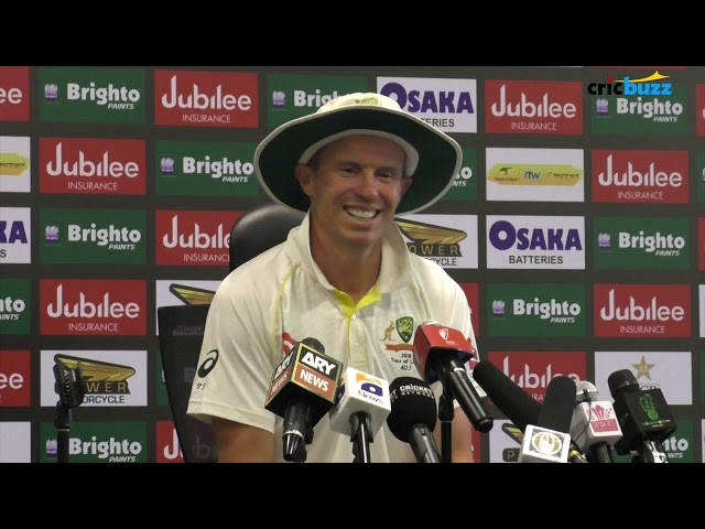Today was a nice reward for all the hard work that I've put in all this while - Peter Siddle