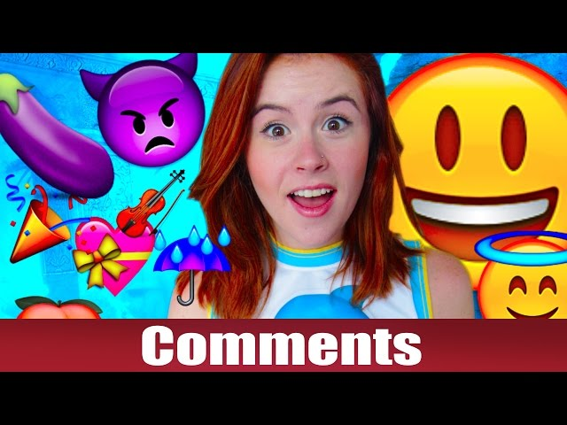 EMOJI - Comments