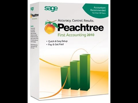 Peachtree 2010 accounting Software program Free Obtain