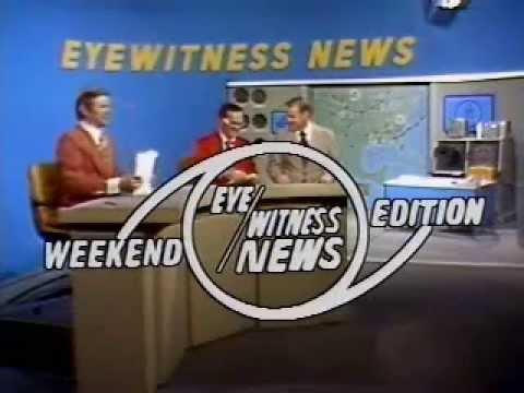 WWLTV Eye Witness News Weekend Edition  -  6PM open (9-8-1974)
