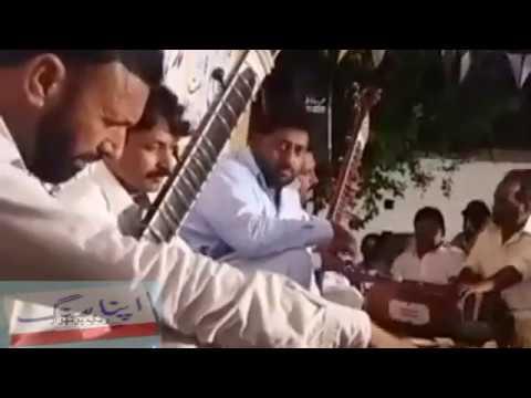 Raja Sajid Vs M Shahzad - Pothwari Sher - Dera Khalsa - 8.7.2017