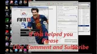 Fifa 13 Lag/Fps Fix