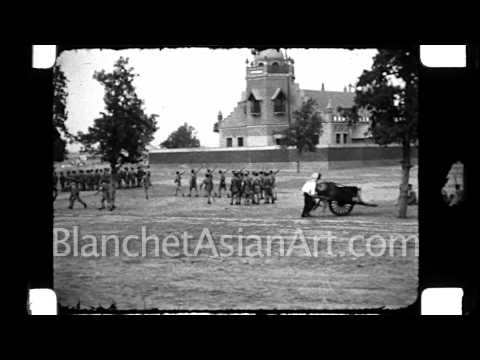 1920's film of China: scenes of daily life in Beijing