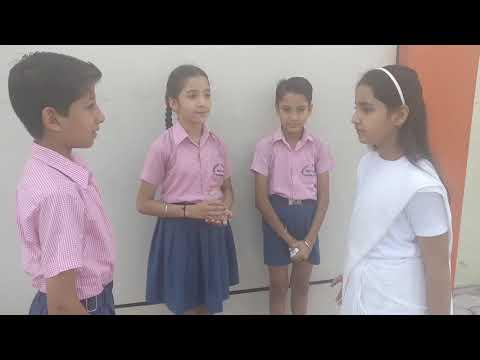 SWACH BHARAT - BRIGHT SCHOOL PANCHKULA