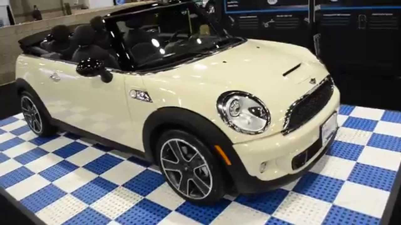 mini cooper convertible roadster 2014 2015 youtube. Black Bedroom Furniture Sets. Home Design Ideas