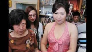 MV3:結婚影片(任賢齊-妳是我老婆)