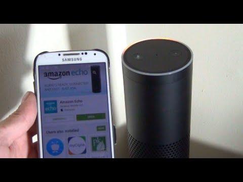 How to setup your Amazon Echo