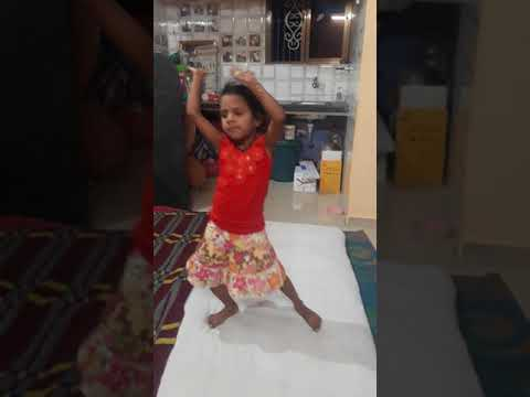 Jivhika dance on Head, Shoulders, knee & Toes - Exercise song for kids