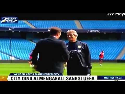 Arsene Wenger -  Wenger Kritik Manchester City