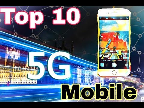 5G Amazing Mobile launched 2018