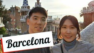 [여행영상] 신혼부부 9박11일 바르셀로나 여행 ep.…