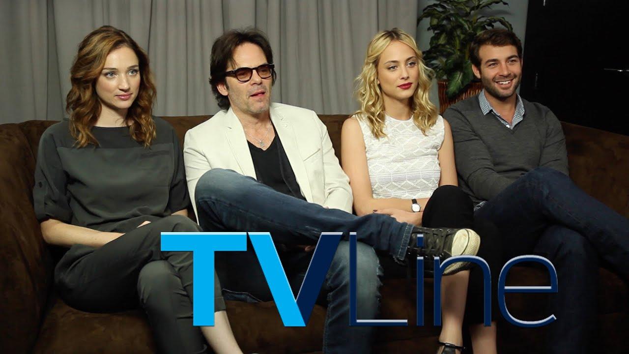 "Download ""Zoo"" Cast Interview at Comic-Con 2015 - TVLine"