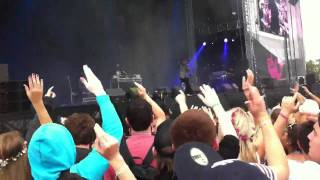 The Knux - Cappuccino @ V Fest 2011
