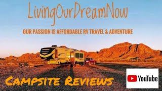 RV Travel and Campsite Reviews — without the Fluff