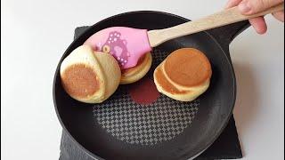 EN KABARIK POFUDUK PANKEK-TÜM PANKEK TARİFLERİNİ UNUTUN :) JAPON PANCAKE - Paçikanın Mutfağı