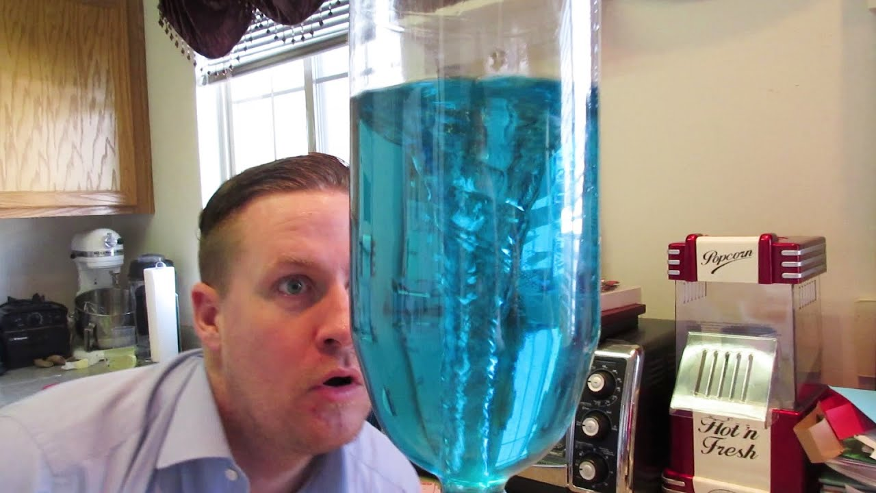 How To Create A Water Tornado Science Project