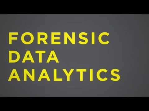 Forensic Data Analytics: Using Data to Prevent and Investigate Fraud and Noncompliance