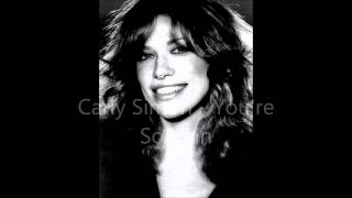 Carly Simon - You