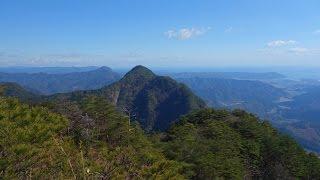 行縢山登山(GPS地図付・九州百名山・行縢山・むかばきやま)