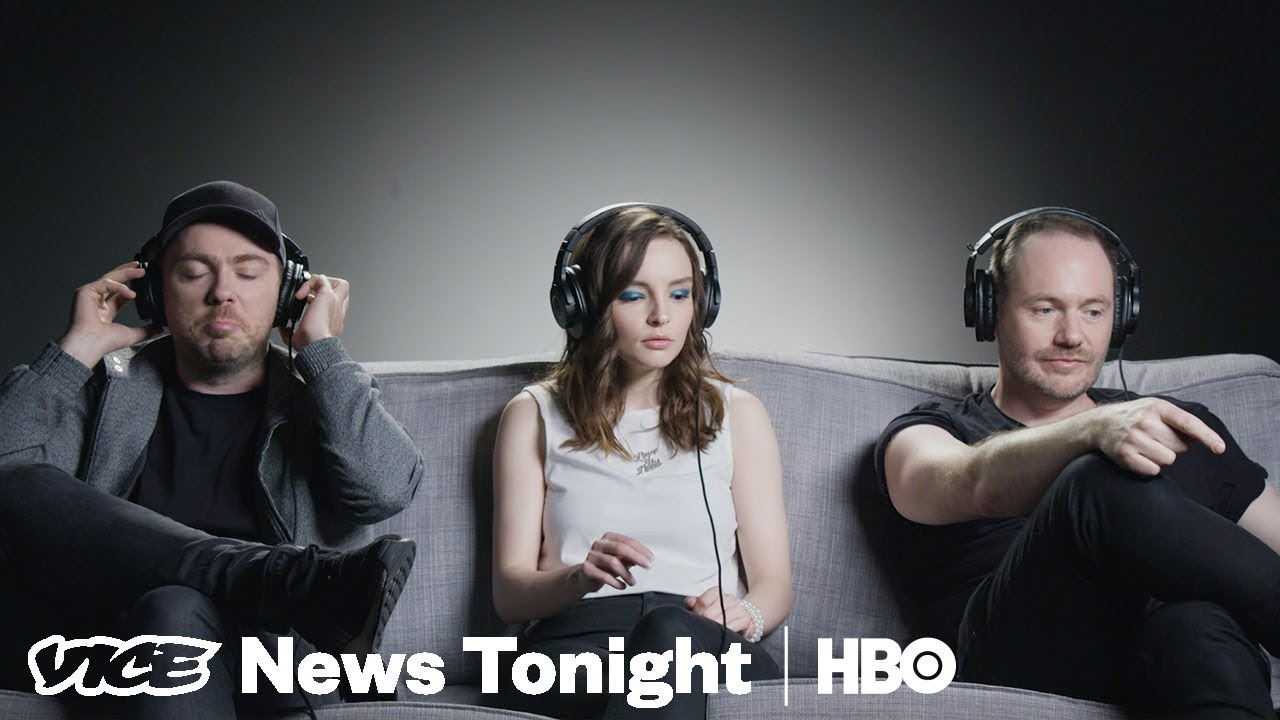 Chvrches Reveasl Their Favorite Imperfections In New Music (HBO)