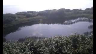 Курильские Острова - на берегу - Видео №38 - красивое озеро(очень много красивых мест..., 2015-07-21T22:37:31.000Z)
