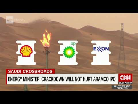 KSA's Crown Jewel - Saudi Aramco