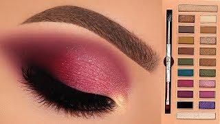 Plum Makeup Tutorial + The Dream Palette | Melissa Samways